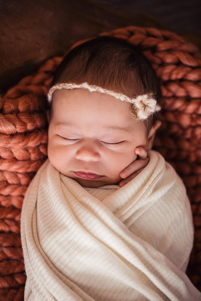 Neugeborenen Foto Baby Bildgefühle