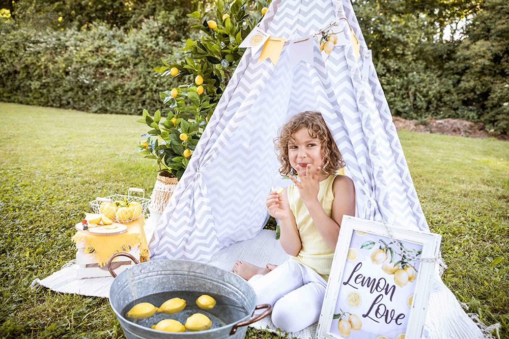 Zitronen Foto Kinderfoto Bildgefühle Odenwald Fotografie